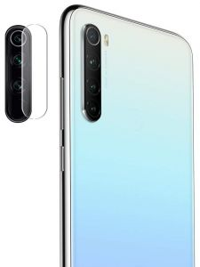 Hummer tech Ultra Thin Nano Glass Camera Lens Protector for OPPO F15 (Pack of 2)