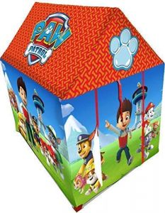 Ethnic Forest Paw Patrol Jumbo Size Extremely Light Weight , Water Proof Kids Play Tent House for 10 Year Old Girls and Boys (Paw Patrol)