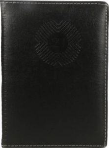 Toss 2021 A5 Diary Ruled 330 Pages Suitable For Travel, Office & Personal (6012-Black) (Pack Of 1)