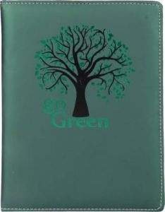 Toss Go Green 2021 B5 Diary Ruled 330 Pages Perfect For Gift (Green) (Pack OF 1)