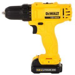 Dewalt DCD700C2-IN 12V MAX (Li-ion) 10mm Cordless Screwdriver/Drill
