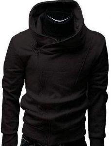 Fashion Gallery Full Sleeves Jackets for Men Hooded Fleece Sweat jackets for Men Trending, Large
