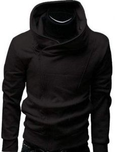 Fashion Gallery Full Sleeves Jackets for Men Hooded Fleece Sweat jackets for Men Trending, X-Large