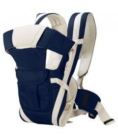 Kidsafe Move on Baby Carrier Bag (Navy Blue, 0-30 Months)