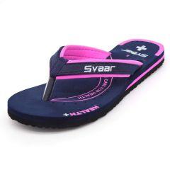 SVAAR Health Plus + Slippers for Women