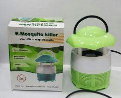 Khodiyarfashion Electronic LED Mosquito Killer Lamps USB Powered UV LED Light Super Trap Mosquito Killer Machine for Home Insect Killer Mosquito Killer Eco-Friendly Electric Mosquito Trap Device