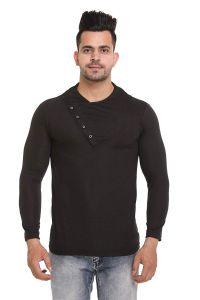 Fashion Gallery Tshirts for Men|Tshirts for Mens Full Sleeve|Men's Regular Fit Cotton T-shirt