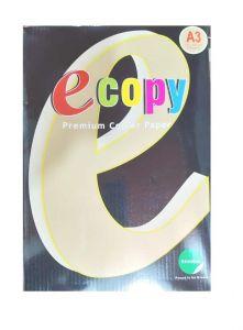 Khanna E-Copy Office/Schools Essentials A3 Size 75gsm Premium Multipurpose White Copier Paper 1 Ream (500 Sheets)