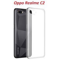 Transparent Cover for Oppo Realme C2