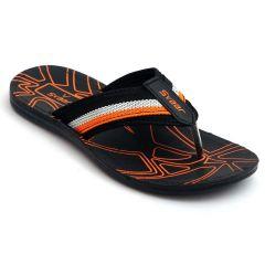 Svaar Men Orange Outdoor Slippers