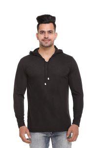 Fashion Gallery Tshirt for Men Full|Full Sleeves Tshirts for Men|Hooded Men's Cotton Tshirt