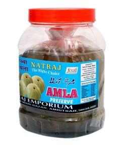 Natraj The Right Choice Homemade Taste Organic Herbal Amla Murabba 1 KG