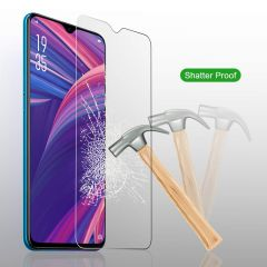 Satyam Collections Tempered Glass Screen Protector Guard for Oppo F11