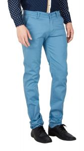 Slim Men Stylish & Fashionable With Regular Fit Jeans (Blue)