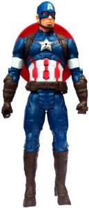 World Of Needs Super Hero - 12 Inch Action Figure Toy with Sound and Light Effects