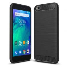 Hummer Tech Back Protective Silicon Soft Transparent Shockproof Back Cover Case for Xiomi Redmi GO