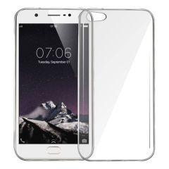 Generic Vivo Y69 Transparent silicon back cover