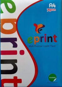 EPrint Office/Schools Essentials Multipurpose Copier Paper 70GSM (A4 Size) | (1 Ream)