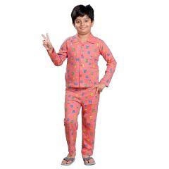 Brand: Bonnitoo Super Soft Nightwear Cotton Night Suit