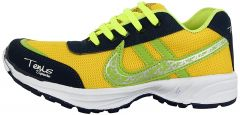Hillsvog Men's Synthetic Running Shoes-6