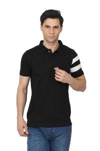 Peppyzone Slim & Regular Fit Polo T-Shirt For Men's (Pack of 1)