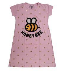 Babydoll Hydes Girls Kids Nighty  Super Soft Cotton Hosiery  Nightwear | One Piece Nightdress