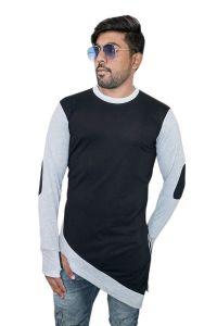 Fashion Gallery Men's Cotton T-shirt|Regular Fit Cotton T-shirts for Men