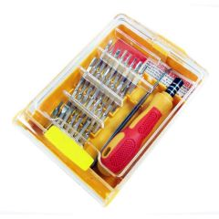 Screwdriver Set  32 in 1 with Magnetic Holder
