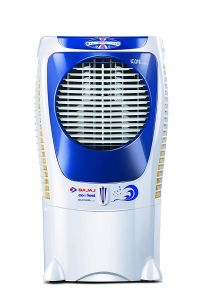 BAJAJ Digital DC 2015 Desert Air Cooler with Remote Control | Swing 4-Way Deflection | Ice Chamber | 3 Speed Control | Powerful Air Throw (43 Liters)