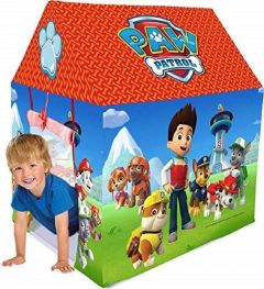 Ethnic Forest Play House for Kids | Lightweight Waterproof Tent House for Boys and Girls |Pretend Play /Tent House with Cartoon Characters| Tent House for Boys (PAW Patrol)