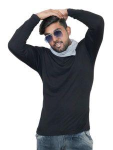 Fashion Gallery Mens Cotton T-shirt | Regular Fit Cotton T-shirts for Men | Men's T-shirts