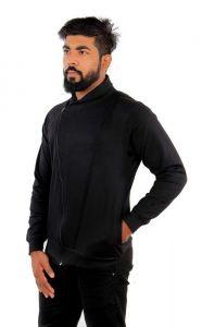 Fashion Gallery Men's Full Sleeves Jacket Winter Wear (Small)