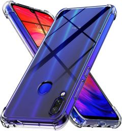 Hummer tech Back Cover for Redmi Note 7 (Sapphire Blue, 64GB, 4GB RAM) 23