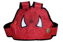 Kidsafe Two Wheeler Child Safety Seat Belt, Cool Red Spiderman