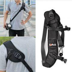 WON Universal Adjustable Rapid SLR DSLR Camera Shoulder Neck Strap Belt Sling