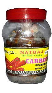 Natraj The Right Choice Homemade Taste Organic Herbal Carrot Murabba 1KG