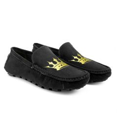 Bxxy Men's Casual Suede Material Driving and Loafers Shoes Syle: 608