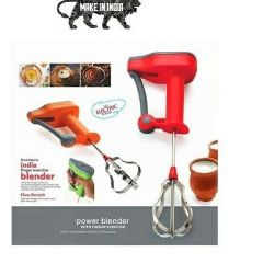 No Electric Power Blender (Plastic and stainless steel)