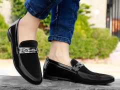 BXXY Men's Formal Pu Leather Loafer & Moccasins Shoes Style: 568A