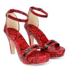 BXXY's Comfortable Heels & Wedges for Women & Girls - 4 inches heel
