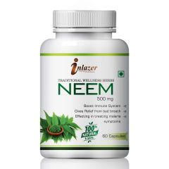 Neem Herabl Capsules For Purifier Your Blood Cells 100% Ayurvedic