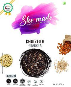 She Made Knutzella Granola
