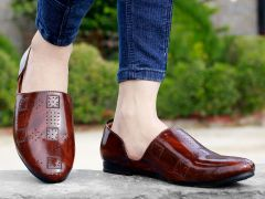 Bxxy Style: 617A Men's Formal Pu Leather Loafer & Moccasins Shoes