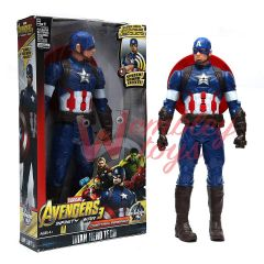 Cali Republic Marvel Avengers End Game Infinity War Action Figure Toy for Kids