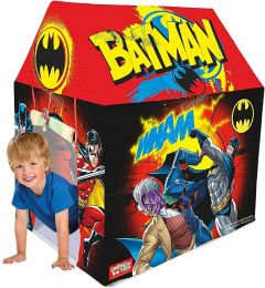 Ethnic Forest Play House for Kids | Lightweight Waterproof Tent House for Boys and Girls |Pretend Play /Tent House with Cartoon Characters | Batman Toys for Kids (Batman)