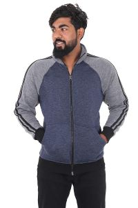 Fashion Gallery Full Sleeve Stylish Hooded Sweatshirts for Men's (Medium)