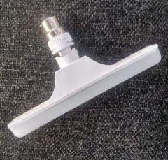 Parvino T Bulb 10 Watt LED Bulb, Base B22 (Cool Daylight, Pack of 2)