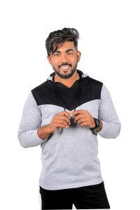 Fashion Gallery T-shirts for Men|Full Sleeve Hooded T-shirts|T-shirts for Men's Full Sleeves