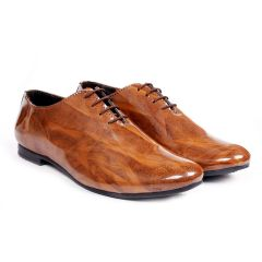 Bxxy's Men New Arrival Patent Material Casual Oxford Shoes