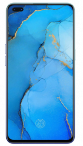 Oppo Reno 3 Pro Smartphone (Auroral Blue, 8GB RAM, 256GB Storage) | Pack of 1